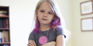 How Young Is Too To Dye Your Childs Hair Color Age Minimum