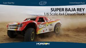 100 Losi Desert Truck 16 Super Baja Rey 4WD Brushless RTR With AVC