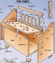 How To Make A Toy Chest by Pdf Plans How To Make A Toy Chest From Wood Download Bookshelf