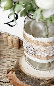 Lovely Centerpiece For Vintage Wedding Tablescape
