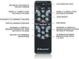 Reverie 7S Adjustable Bed Foundation