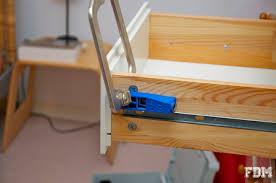 astuce comment réparer un tiroir ou un meuble en kit