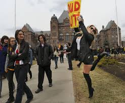 Sluts' March Against Sexual Assault Stereotypes | The Star