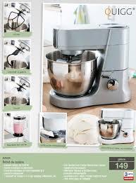 aldi promotie de cuisine quigg keukenrobot geldig tot