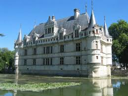 azay le rideau history geography points of interest