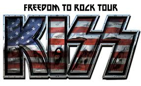 Americas 1 Gold Record Award Winning Group Of All Time KISS Has Announced Its 2016 Summer American Freedom To Rock Tour And Will Visit 35 Cities