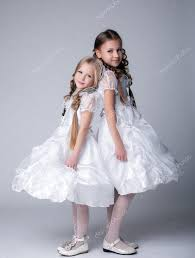 pretty girls in white dresses u2014 stock photo wisky