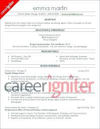 Graphic Design Resume Sample Web Designer Example Of