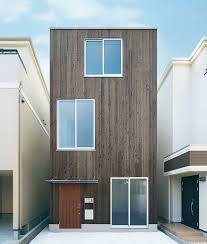 100 Japanese Prefab Homes Minimalist Vertical House By Muji The Ultimate Pack Home Kit