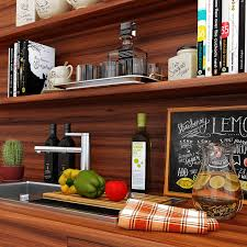 Kitchen Decor 02 3d Model Max Fbx 2