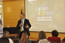 The Newburgh Basics Launch Encourages Progressive Development For ...