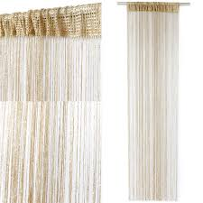Noren Curtain With Draping Rope Design MTC Kitchen