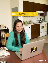 Ucf Help Desk Business by Ucf Lives Here Housing Viewbook 2016 2017 By University Of