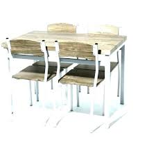 table de cuisine avec chaise encastrable table cuisine chaise encastrable table ronde avec chaise table