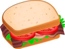 Sandwich Clipart Tomato Soup