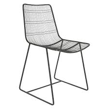TABITHA Black Metal Wire Dining Chair   Buy Now At Habitat UK White Wire Diamond Ding Chair Fmi1157white The Home Depot Shop Poly And Bark Padget Eiffel Leg Set Of 2 Bottega Tower Ding Chair By Sohoconcept Luxemoderndesigncom Commercial Gold Leaf Shape Metal Chairgold Color Bellmont Bertoia Of Rose Harry Oster Black Project 62 In 2019 4 Wire Ding Chairs Black With Cushion 831 W Green Cushion Zuo Eurway Holly Reviews Joss Main Hashtag Bourquin Wayfair Simple Hollow For Living Room