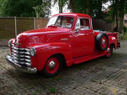100 Classic Chevrolet Trucks For Sale 1953 3100 Pickup For 2272 Dyler
