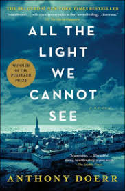 All the Light We Cannot See by Anthony Doerr Paperback