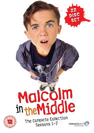 Malcolm In The Middle Halloween Season 7 by Malcolm In The Middle The Complete Collection Dvd Import Amazon