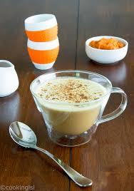 Low Fat Pumpkin Spice Latte Recipe by Healthy Homemade Pumpkin Spice Latte
