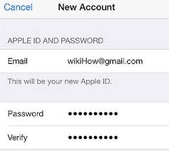 How to Create Change or Reset Apple ID on iPhone Freemake