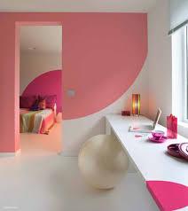 Simple Bedroom Wall Painting Idea