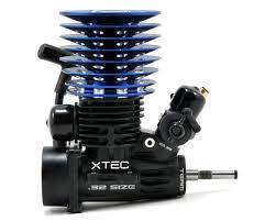 100 Monster Truck Engine LRP ZR32 Spec 2 WPull Start Standard Plug