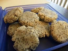 cuisine crue biscrus pavot et citron cuisine crue éco picurienne santé