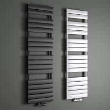 mai mai heizkörper flach 160x50cm in schwarz paneelheizkörper horizontal handtuchwärmer aus stahl