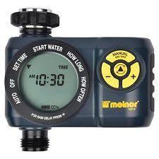 Orbit Hose Faucet Timer Manual by Melnor Timer Ebay