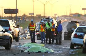 Good Samaritans, Wrong-way Driver Killed By Truck - San Antonio ...