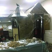 Office Cubicle Halloween Decorating Ideas by This Year U0027s Work Pod Giant Tent And This Is The Inside My