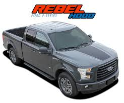 REBEL HOOD | Ford F150 Stripes | F150 Decals | F150 Vinyl Graphics 1999 Volvo Vn Stock Tsalvage1539vh832 Hoods Tpi Amazoncom Truck Hood Mirror Kit Black Automotive 1970 Chevrolet C70 Hinge For Sale Ucon Id 3221817 For All Makes Models Of Medium Heavy Duty Trucks Autoventshade Aeroskin Deflector Avs Bug Deflectors Ship Free 2016 2017 2018 Chevy Silverado Stripes 1500 Chase Rally Special Carbon Creations 112329 Ford Super F250 F350 F450 51959 Gmc Emblems Jim Carter Parts Image Peterbilt 389 Left 2png Simulator Wiki Salvage In Phoenix Arizona Westoz Fenders Grilles United Inc