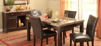 Wondrous Design Dining Room Sets Raymour Flanigan Interesting Marble Set Living Chairs And
