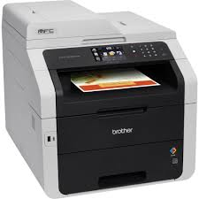 Brother MFC 9330CDW Wireless Color All In One Laser Printer