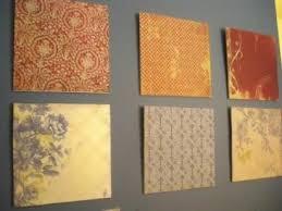 Diy Wall Decor Scrapbook Paper