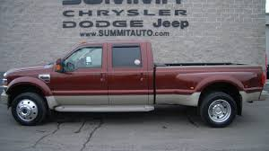 100 Diesel Truck Dealers In Ohio SOLD 8930 2008 FORD F450 KING RANCH DIESEL USED FORD F450 FOND DU