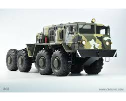Cross RC BC8 Mammoth 1/12 8 X 8 Scale Off Road Military Truck Kit ...