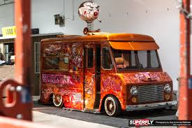 Mister Cartoon's Lowrider Ice Cream Van | SuperFly Autos