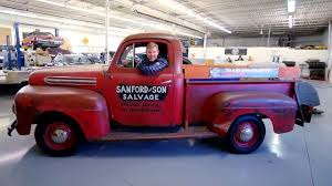 100 Sanford And Son Pickup Truck 874 INSIDE The Real SANFORD AND SON Jordan The Lion Daily