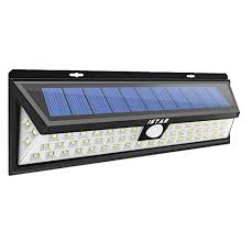 istar bright solar lights 54 led security lights outdoor