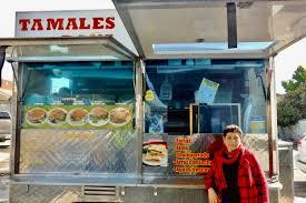 100 Food Trucks Oakland Tamales Acapulco S Original Tamal Joint Berkeleyside