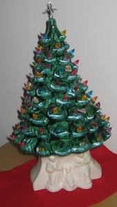 But When Opening The Box Very Much To My Amazement And Surprise Was A Beautiful Ceramic Christmas Tree Friend Her Sister Were Shopping In An