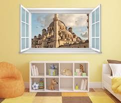 3d wandtattoo fenster moschee istanbul islam wand aufkleber wanddurchbruch wandbild wohnzimmer 11bd1481 wandtattoos und leinwandbilder günstig
