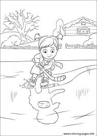 Inside Out 03 Coloring Pages