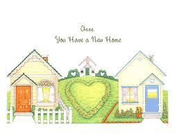 New Home Greeting Cards Printable Enjoy Happy Years There Card Congratulations