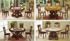Italian Marble Dining Tableround Rotating Table Buy Decor Of Revolving