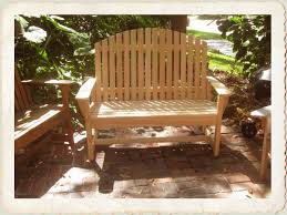 Classic Adirondack Furniture Cypress Chairs Tables Deck
