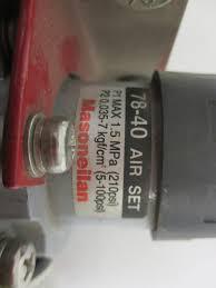 Dresser Masoneilan Pressure Regulator by Masoneilan Dresser 78 40 5 100psi 210psi 1 4in Npt Pneumatic