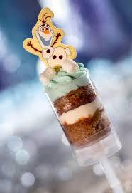 Olaf Cake Push Pop